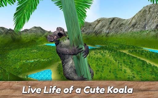 koala family simulator - try australian wildlife! screenshot 1