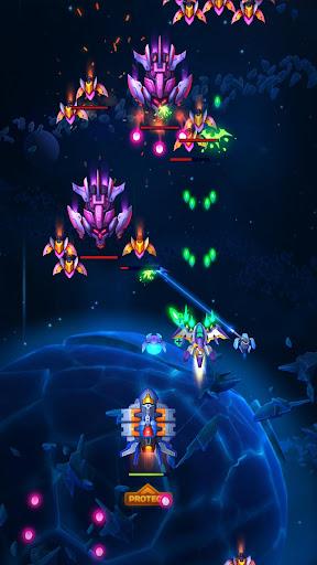 Code Triche Space Shooter: Galaxy Wars - Alien War apk mod screenshots 2