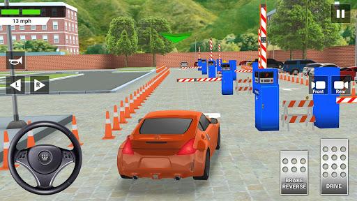 City Car Driving & Parking School Test Simulator 3.0 screenshots 4