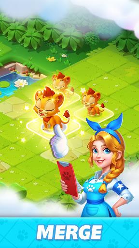 Fantasy Merge Zoo 1.4.4.2 screenshots 1