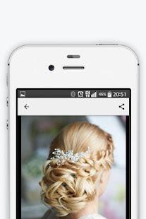 Wedding hairstyles 2018 2.2 Screenshots 3