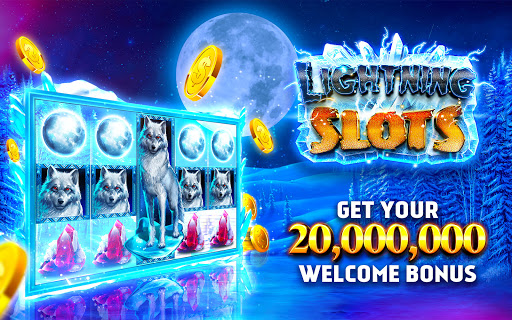 Slots Lightningu2122 - Free Slot Machine Casino Game  screenshots 6