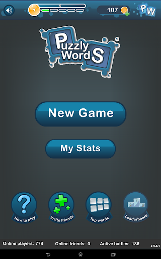 Puzzly Words: online word game 10.5.4 screenshots 10