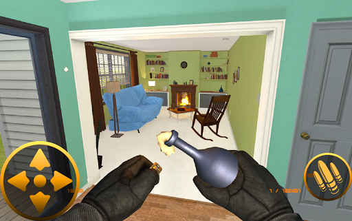 Destroy the House-Smash Home Interiors android2mod screenshots 21