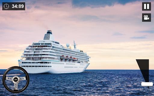 World Cruise Cargo Big Ship:Passenger Ferry Sim 20 screenshots 3