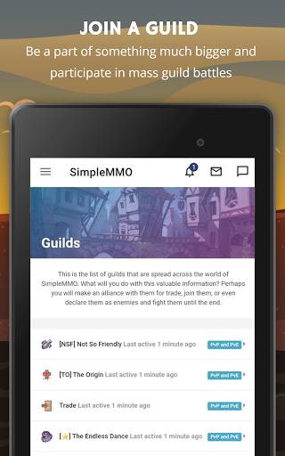 SimpleMMO - The Lightweight MMO  screenshots 12