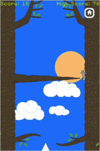 skyward squirrel screenshot 1