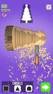 Woodturning (MOD, Unlimited Money) 1