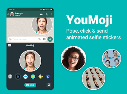 Bobble Indic – Best Android Keyboard – Android Keyboard APK 2