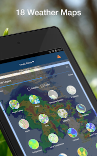 Weather Elite by WeatherBug Screenshot