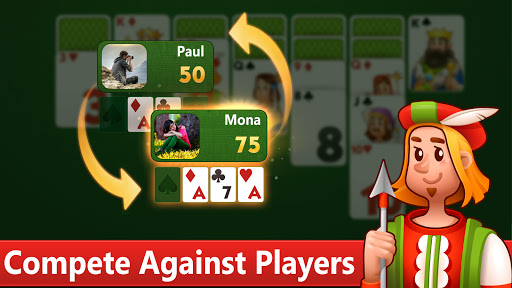 Klondike Solitaire: PvP card game with friends 32.0.1 screenshots 5