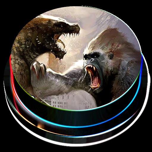 Baixar KING KONG vs GODZILLA MOVIE SOUND EFFECT para Android