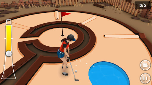 Mini Golf Game 3D  screenshots 3
