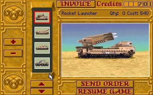 Dune 2 (Opensource, No Ads)  screenshots 3