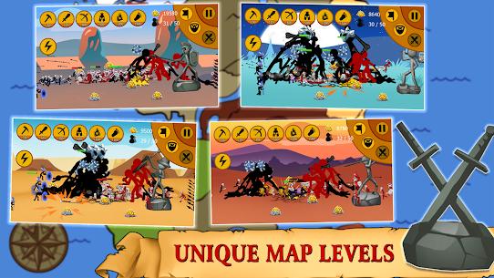 Stickman Battle 2021 MOD (Unlimited Gold) 3