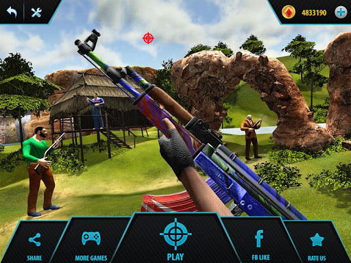 FPS Terrorist Secret Mission: Shooting Games 2020 2.1 screenshots 9