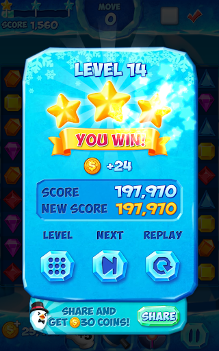 Jewel Pop Mania:Match 3 Puzzle 20.1208.09 screenshots 17