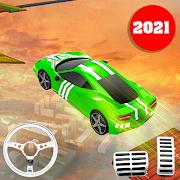Car Stunt Racing - Mega Ramp Car Jumping
