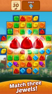 Matching Magic: Oz - Match 3 Jewel Puzzle Games