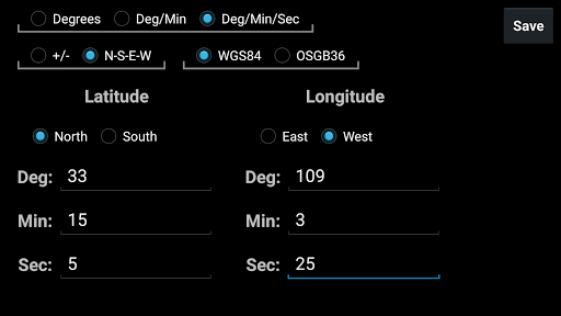 Polaris GPS Navigation: Hiking, Marine, Offroad 9.16 Screenshots 8