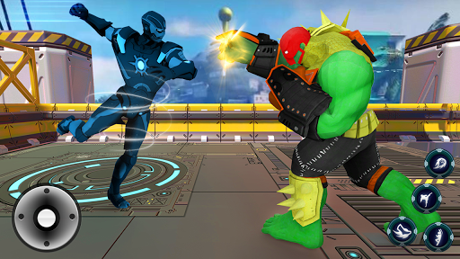 Street King Fighter: Super Heroes 1.8 screenshots 9