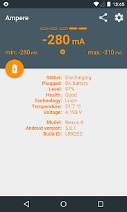 Ampere v3.40 Mod APK 4