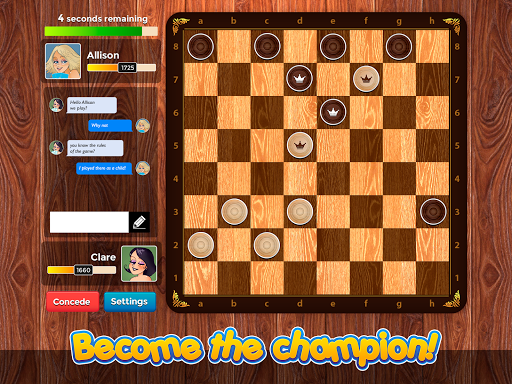 Checkers Plus - Board Social Games apkmr screenshots 6