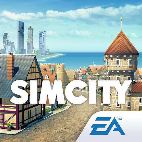 SimCity BuildIt (Mega Mod) 1.34.6.96106