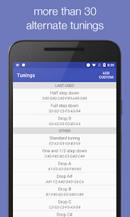 Guitar Tuner 2.3.3 Android Mod APK 3