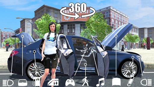 Car Simulator C63 1.70 screenshots 1