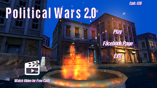 Political Wars 2 – Action Fighting Game Game Hack Android and iOS 1