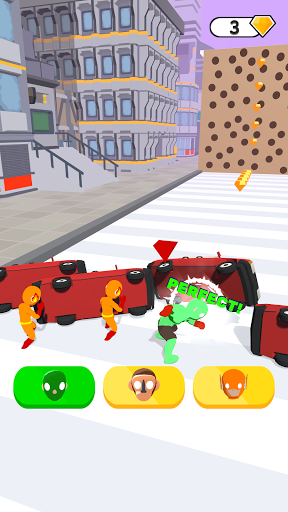 Super Hero Run 3D 6.0 screenshots 1