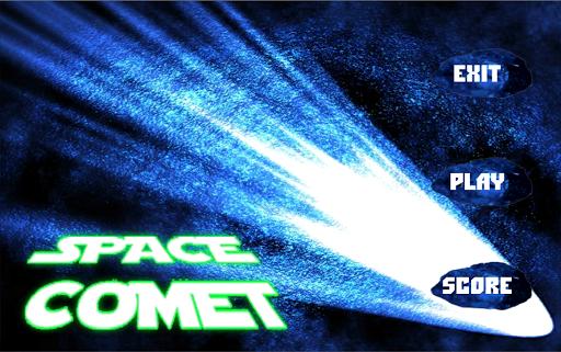 space comet screenshot 1