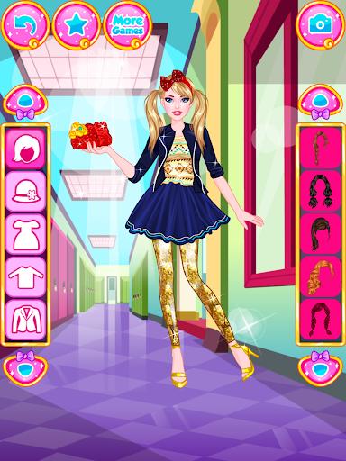 High School Dress Up For Girls 1.2.0 screenshots 11