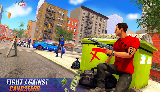 US Police Bike 2020 - Gangster Chase Simulator 3.0 Screenshots 9