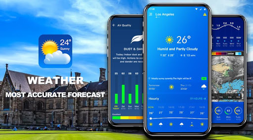 Weather - The Most Accurate Weather App 1.1.8 Screenshots 1