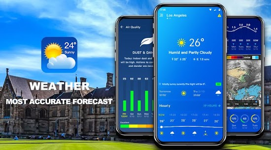 Weather  The Most For Pc | How To Download – (Windows 7, 8, 10, Mac) 1