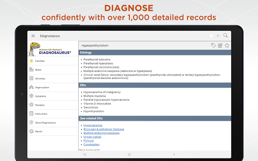 Diagnosaurus DDx 2.7.80 Screenshots 11