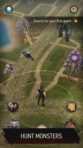 The Witcher: Monster Slayer screenshots 14