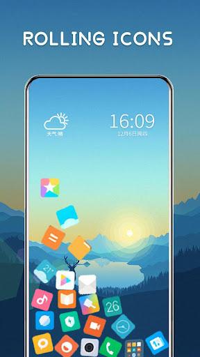Rolling icons screenshot 1