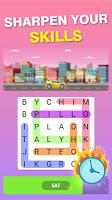 Word Search: Find Hidden Words & Crossword Puzzles