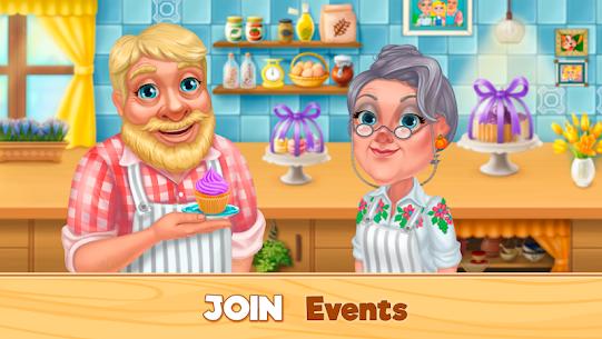 Granny's Farm: Free Match 3 Game 4