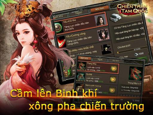 Chiu1ebfn Thu1ea7n Tam Quu1ed1c-Tranh Bu00e1  screenshots 8