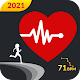 Heart Rate Monitor: Pulse Checker & Step Counter