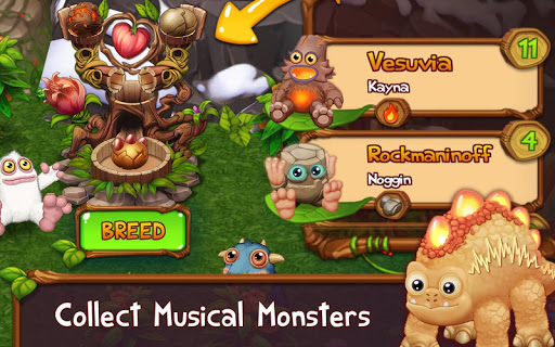 My Singing Monsters: Dawn of Fire 2.5.0 Screenshots 13