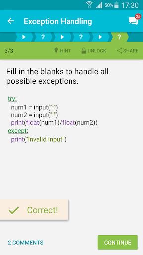 Learn Python  Screenshots 3