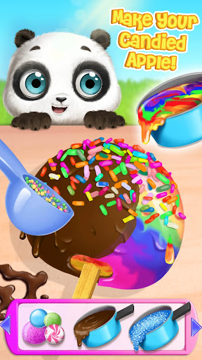Panda Lu Fun Park - Amusement Rides & Pet Friends 4.0.50002 screenshots 2
