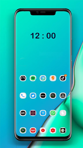 Theme for Oppo A5 2020 modavailable screenshots 3