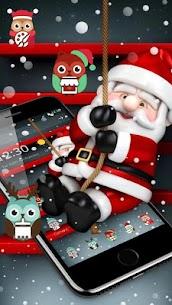 Snow Christmas Santa Claus Theme 1.1.3 APK Mod Latest Version 3