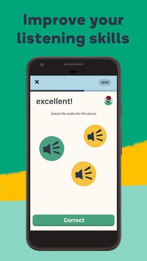 Language Learning - Spanish, Korean, French & More apktram screenshots 6